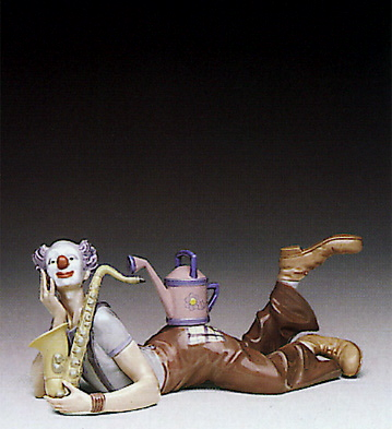 Seeds Of Laughter Lladro Figurine