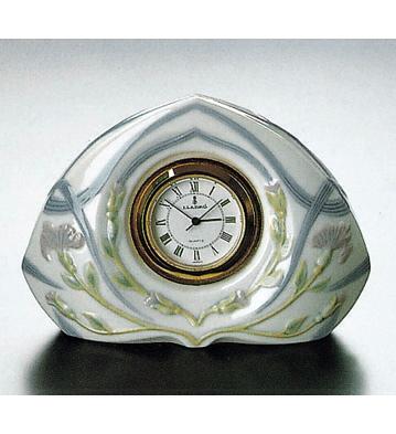 Segovia Clock Lladro Figurine