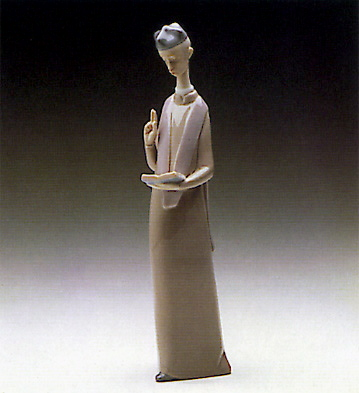 Seminarist Lladro Figurine