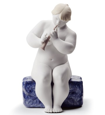 Sense Of Hearing Lladro Figurine