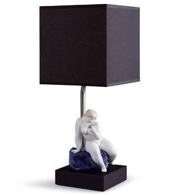 Sense Of Taste - Lamp (us) Lladro Figurine