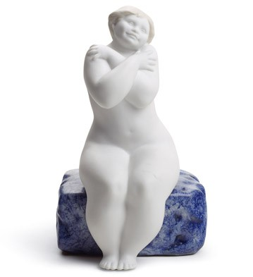 Sense Of Touch Lladro Figurine