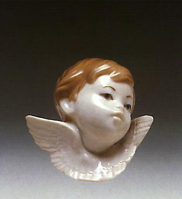 Seraph's Head N. 2 Lladro Figurine