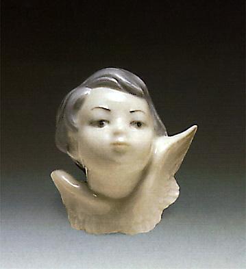 Seraph's Head N. 3 Lladro Figurine
