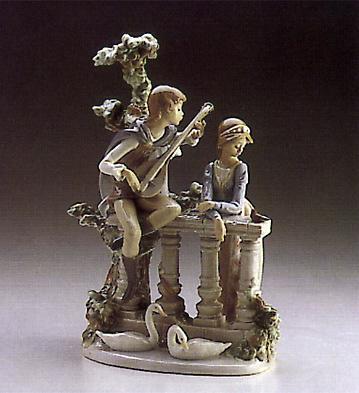 Serenade Lladro Figurine