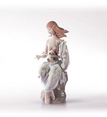 Serene Moment Lladro Figurine