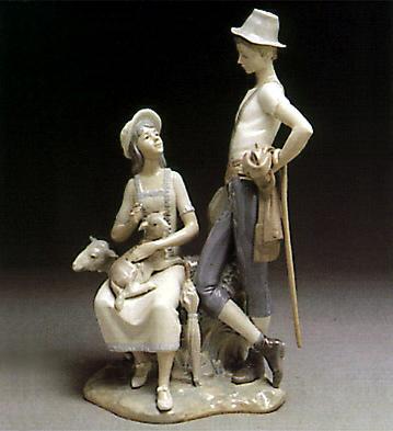 Serenity Lladro Figurine