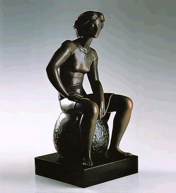 Serenity (l.e.) (b) Lladro Figurine
