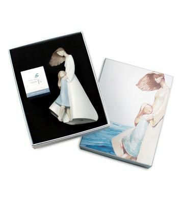 Set I Love You, Mom Lladro Figurine