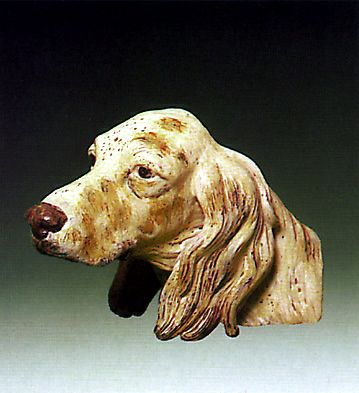 Setter's Head Lladro Figurine