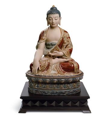 Shakyamuni Buddha (earth) Lladro Figurine