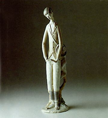 Shepherd Contemplative Lladro Figurine