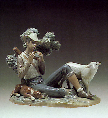 Shepherd's Rest Lladro Figurine