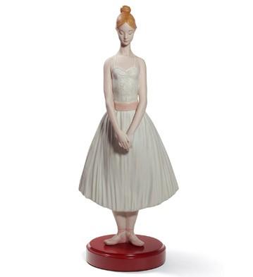 Shy Ballerina Lladro Figurine