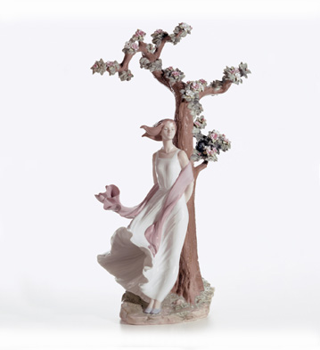 Sighs Of Love Lladro Figurine