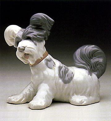 Skye Terrier Lladro Figurine
