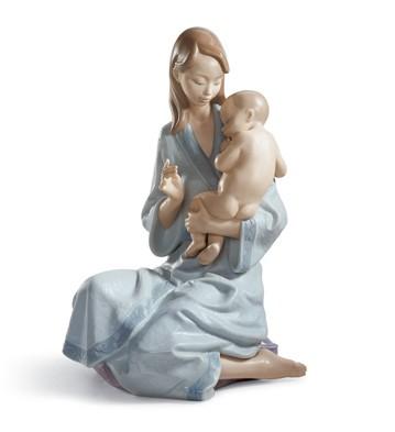 Sleep My Love Lladro Figurine