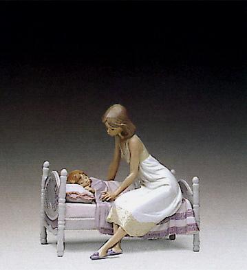 Sleep Tight Lladro Figurine