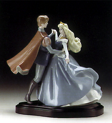 Sleeping Beauty's Dance ( Lladro Figurine