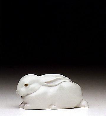 Sleeping Bunny Lladro Figurine