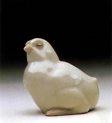 Sleepy Chick Lladro Figurine