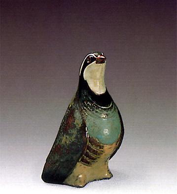 Small Partridge Lladro Figurine