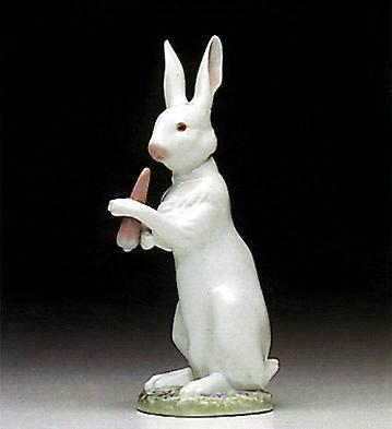 Snack Time Lladro Figurine