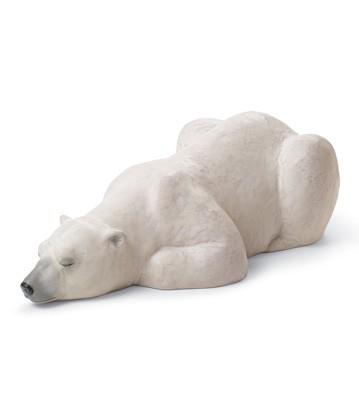 Snow King Lladro Figurine