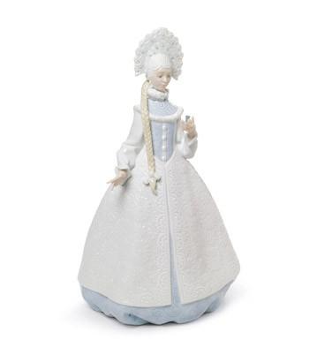 Snow Maiden Lladro Figurine