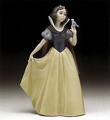 Snow White Lladro Figurine