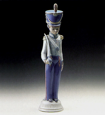 Soldier With Sabre Lladro Figurine