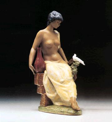 Solitude Lladro Figurine