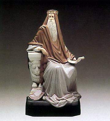 Solomon -b- Lladro Figurine