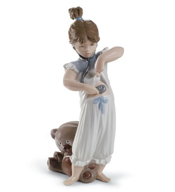 Someone Called A Doctor? Lladro Figurine