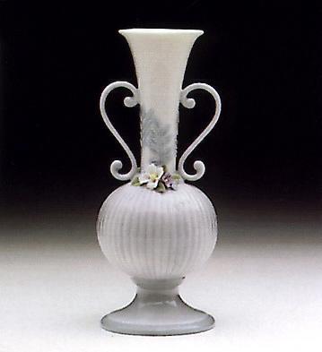 Sonata Vase Lladro Figurine