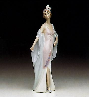 Sophisticate Lladro Figurine