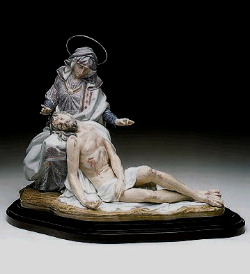 Sorrowful Mother Lladro Figurine