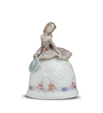 Sounds Of Fall Lladro Figurine