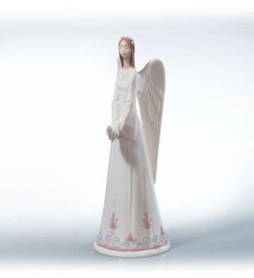 Sounds Of Peace Lladro Figurine
