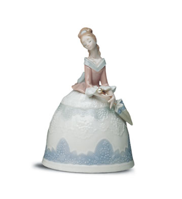 Sounds Of Summer Lladro Figurine