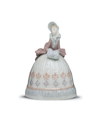 Sounds Of Winter Lladro Figurine