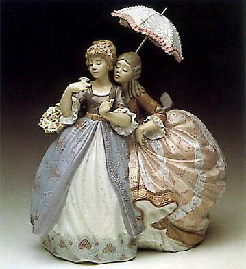 Southern Charm Lladro Figurine