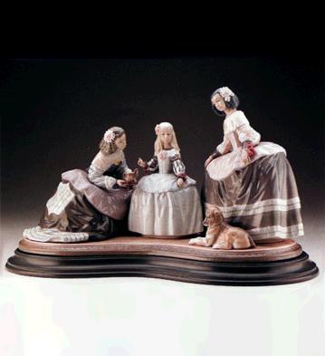Southern Tea (l.e.) (b) Lladro Figurine