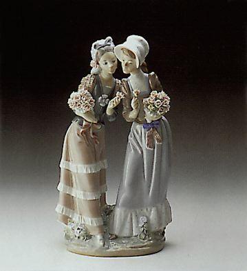 Spain-usa Lladro Figurine