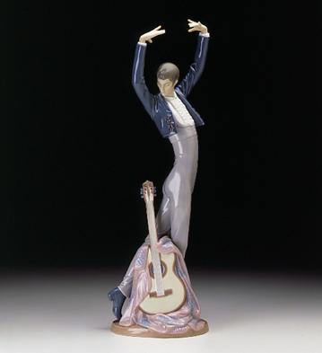 Spanish Dance Lladro Figurine