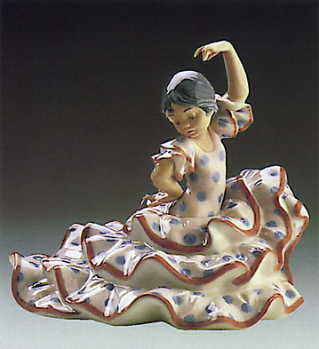 Spanish Dancer Lladro Figurine