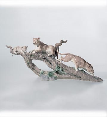 Spirit Of Shambala Lladro Figurine