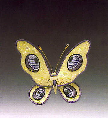 Spotted Butterfly N.11 Lladro Figurine