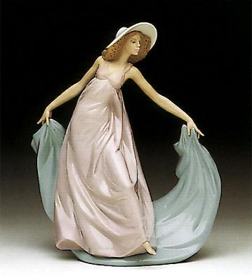Spring Dance Lladro Figurine