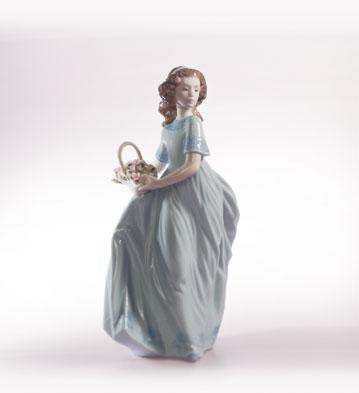 Spring Enchantment Lladro Figurine